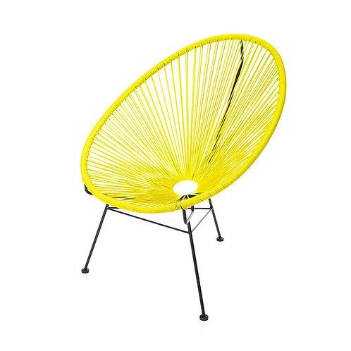 Yellow Acapulco Lounge Chair
