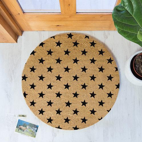 Stars Door Mat