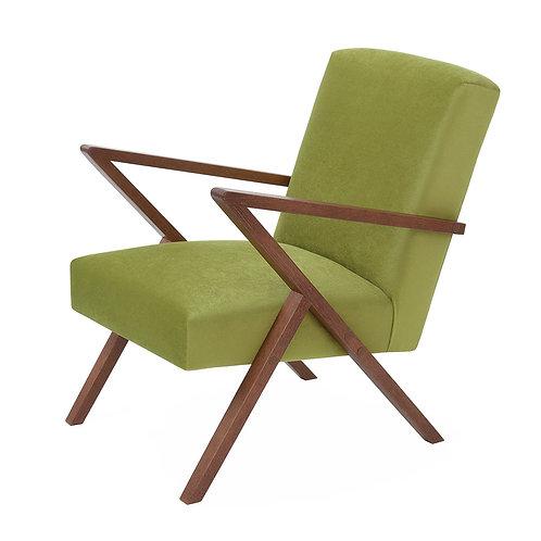 Retrostar Chair - Velvet Apple Green