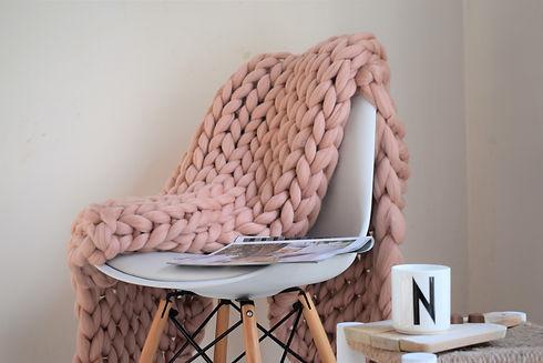 Old pink wool impression WolletjeBol.jpg