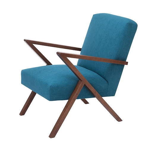 Retrostar Chair - Classic Turquoise
