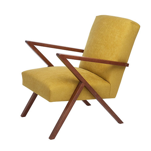 Retrostar Chair - Classic Mustard Yellow