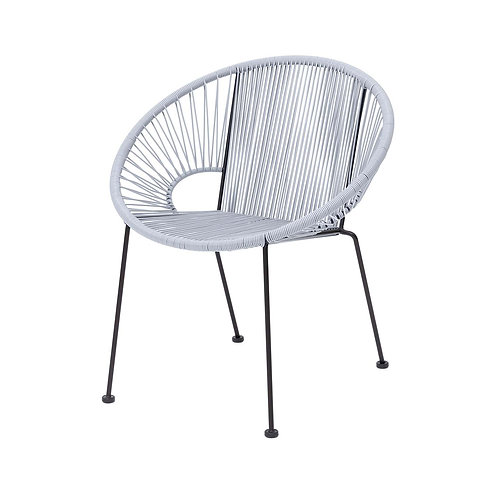 Grey Acapulco Dining Chair