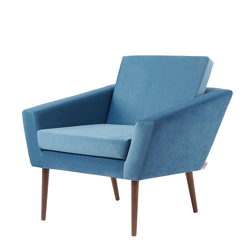 SuperNova Armchair Ocean Blue