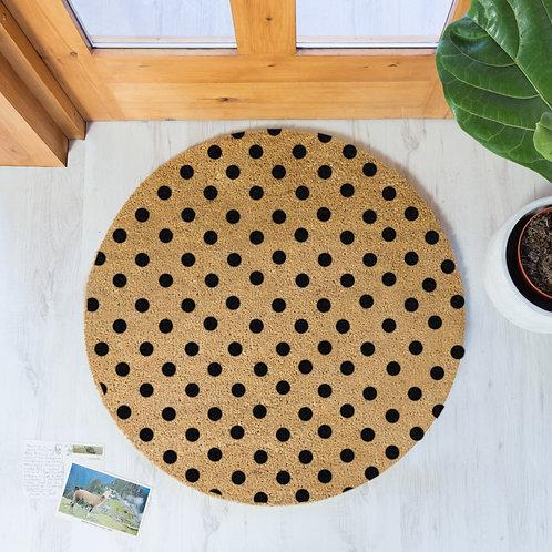 Spots Door Mat
