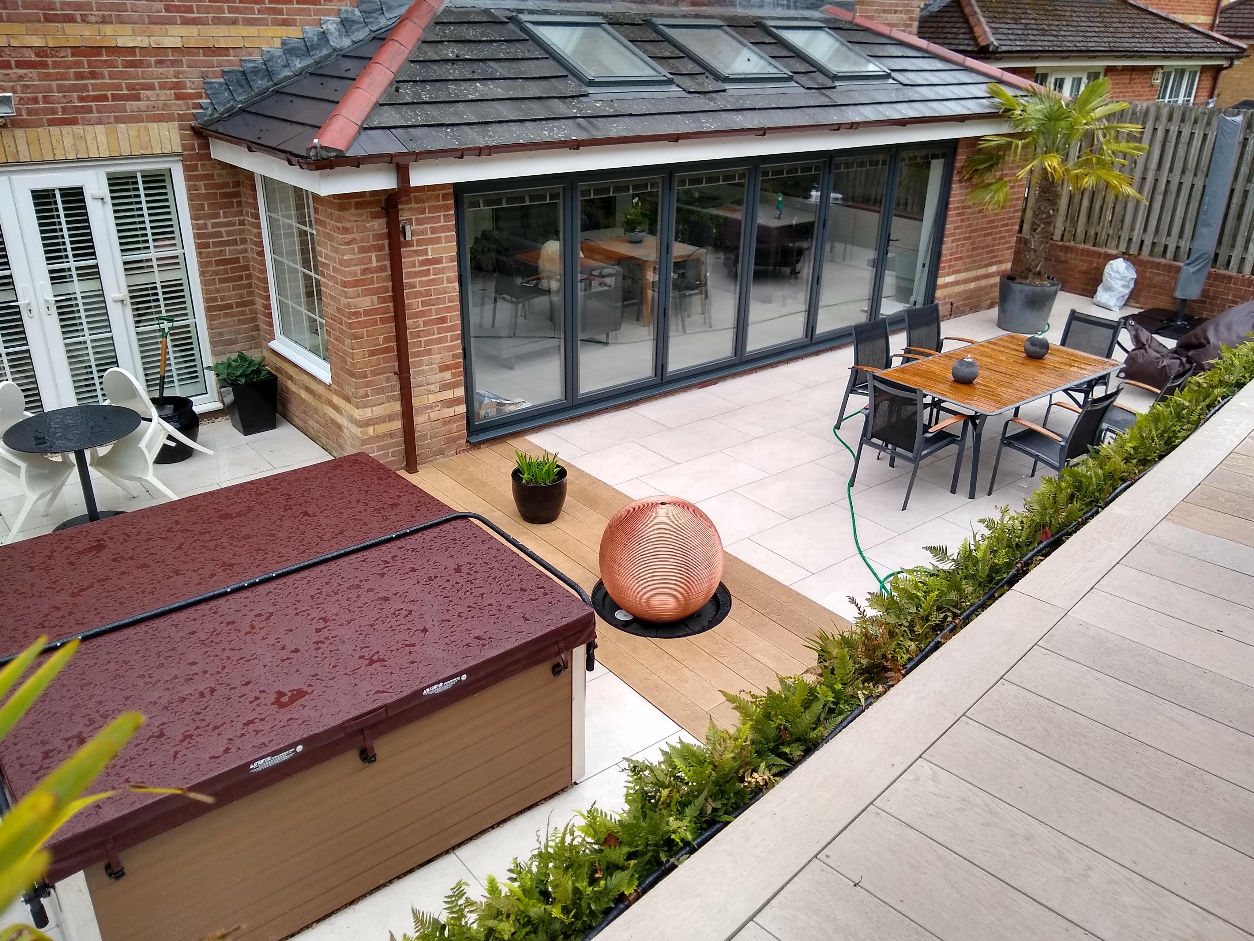 Driveways & patios