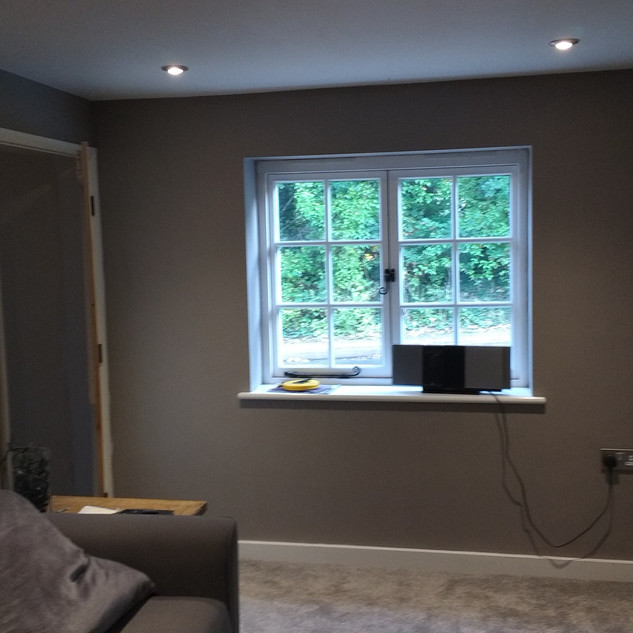 Garage Conversion with en-suit above. See Facebook For more Photos