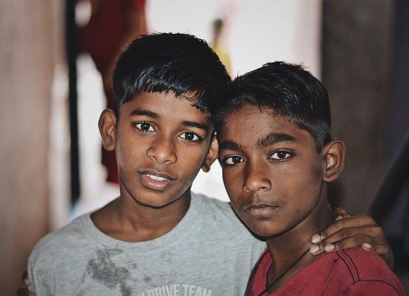 Piyush and Himanshu