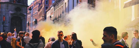 Manueqin Pis, Brussels