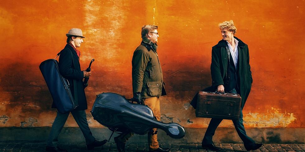 Trio Vitruvi + Hartmut Rohde
