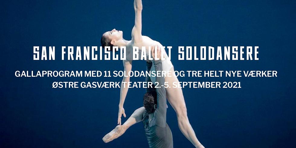SAN FRANCISCO BALLET / KØBENHAVN DANSER