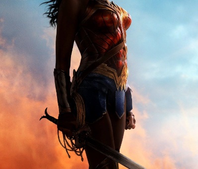 The Gift of the Amazons: Wonder Woman