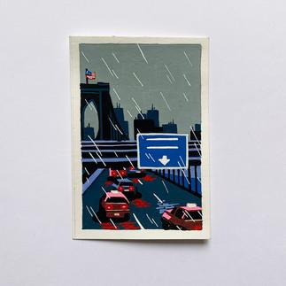 Brooklyn Bridge painting Paul Sirand 10.jpg