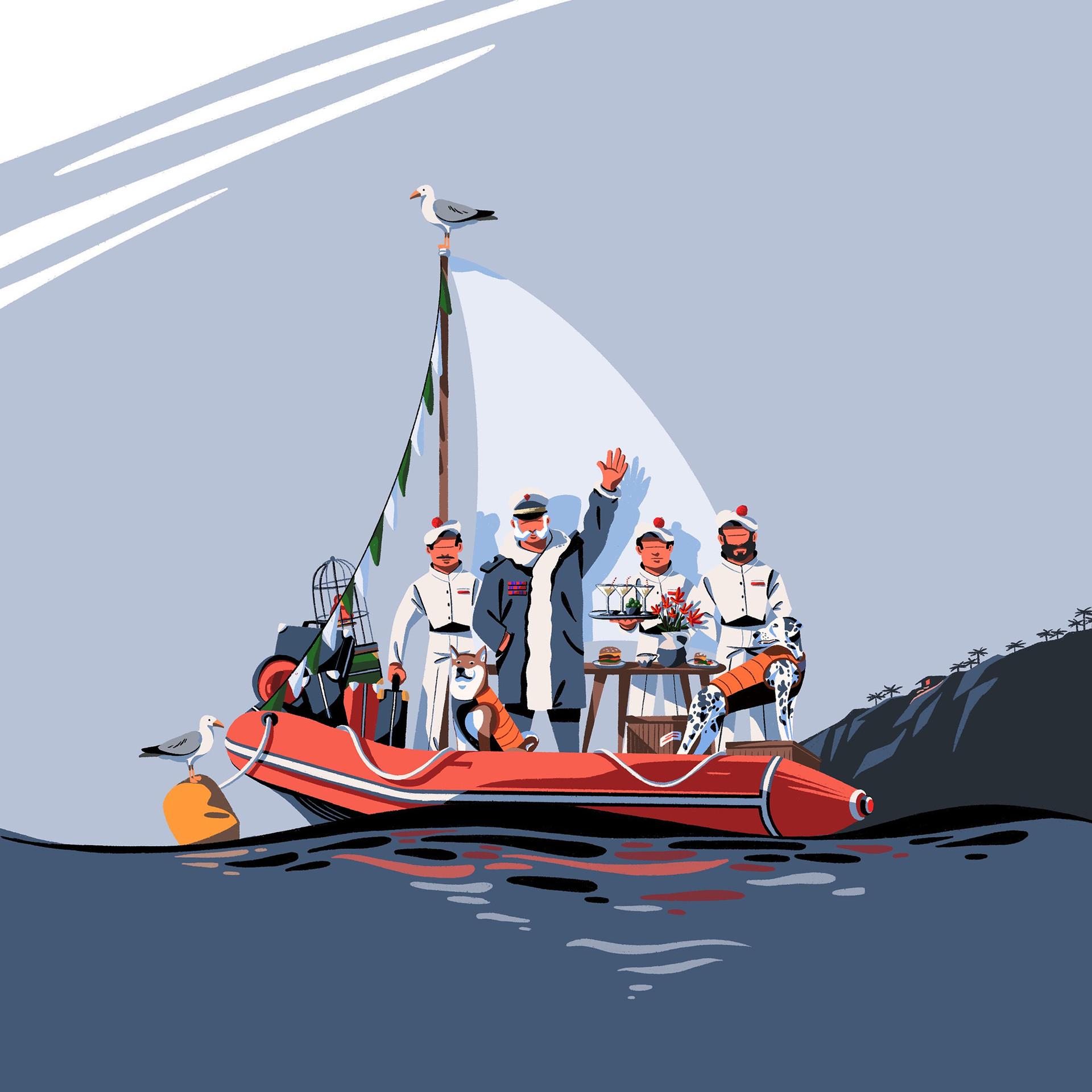 The queen's Navy