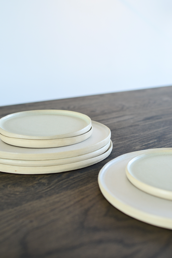 Handmade plates
