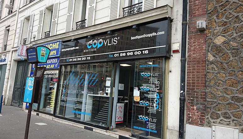 Boutique Copylis Pantin 93500 Photocopie Et Impression