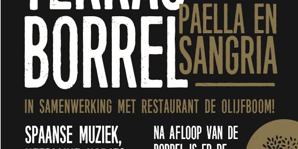 Paella & Sangria op het TERRAS