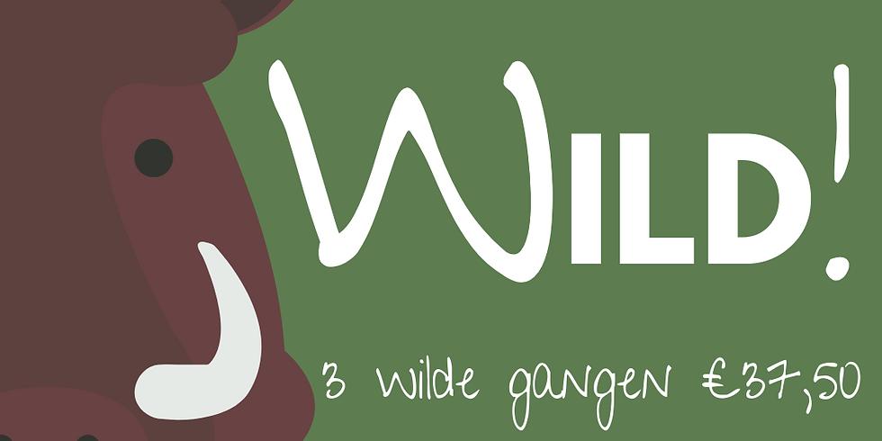 Start Wildseizoen