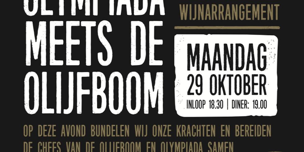 Olympiada MEETS de Olijfboom