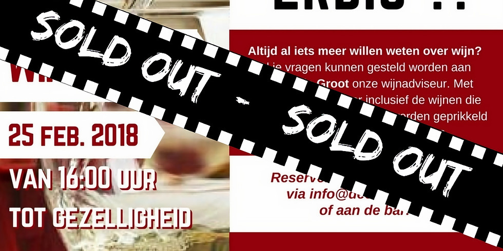 Wine & Dine - SOLD OUT