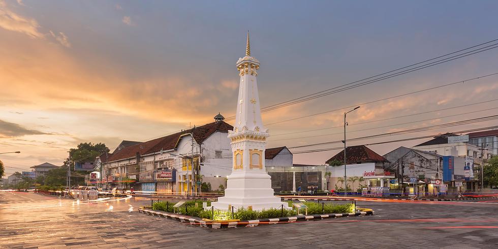 Final Project Conference (Yogyakarta)