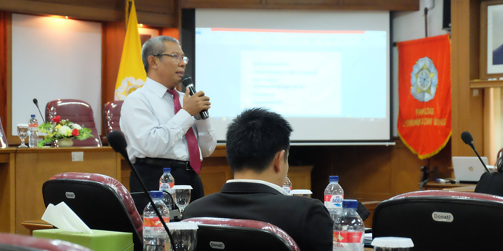 Transferable Skills Module Trainings at UII & UGM