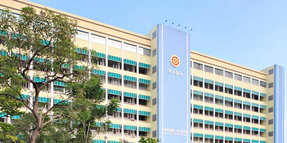Management meeting. International College of NIDA, Bangkok, Thailand
