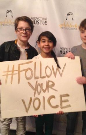Follow Your Voice