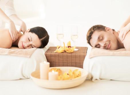 The five benefits of Valentine massage