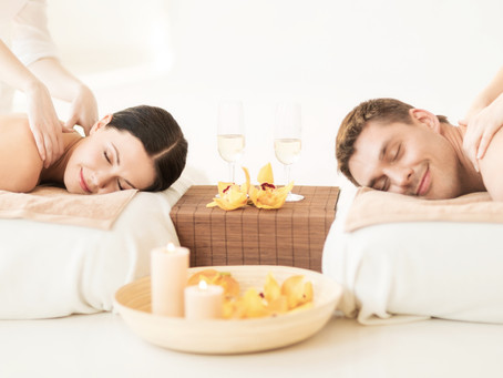 The five benefits of Valentine massage
