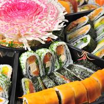 Mixed Sushi Rolls Tray