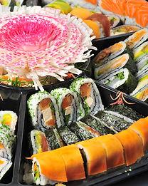 Misto sushi Rolls Tray