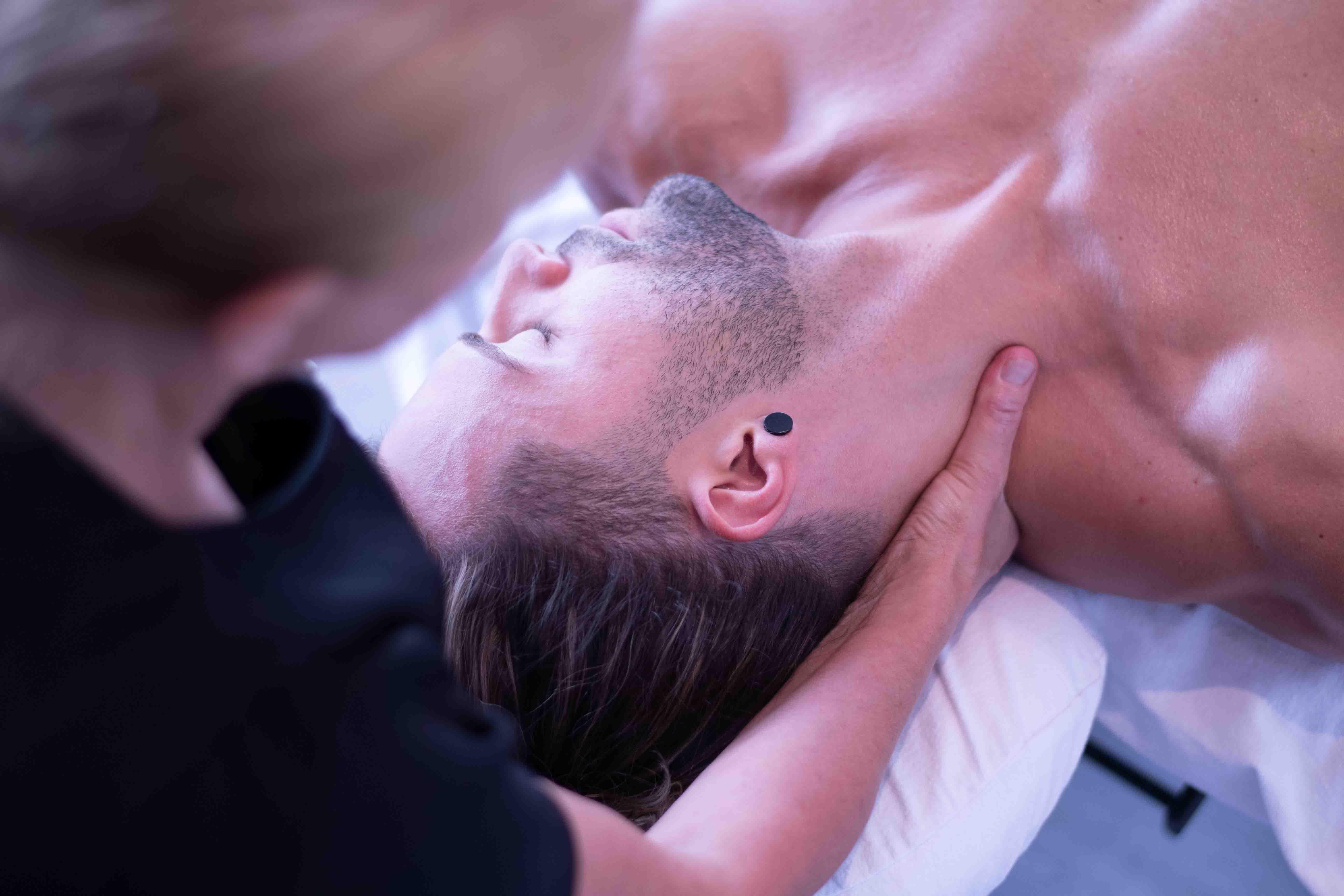 Massage thérapeutique à la Clinique O ostéopathie