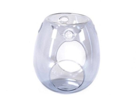 Grey Pearl Glass Burner