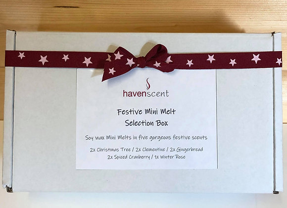 Festive Mini Melt Selection Box
