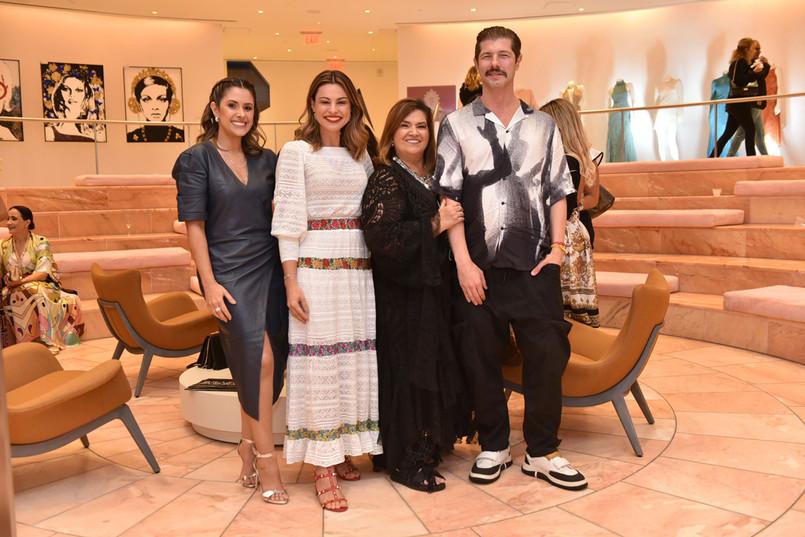 Flavia Marchesini, Cecilia Prado, Martha