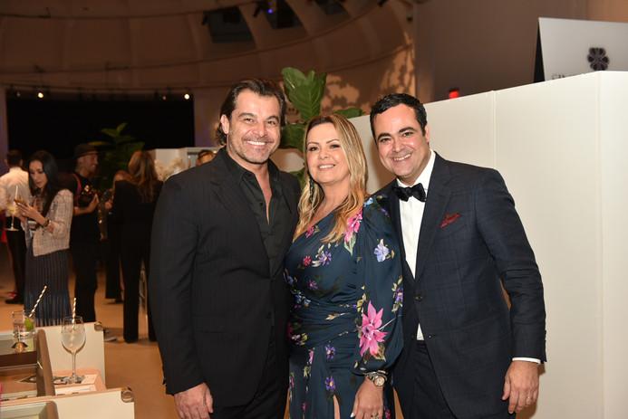 Paulo Bacchi, Maris Raffa e Christiano M