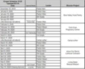 2019.2020 2nd Semester Chapel Schedule.j
