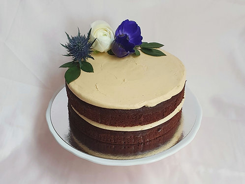 Chocolate Fudge & Salted Caramel