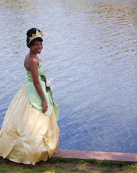 Princess Tiana, Omaha Nebraska