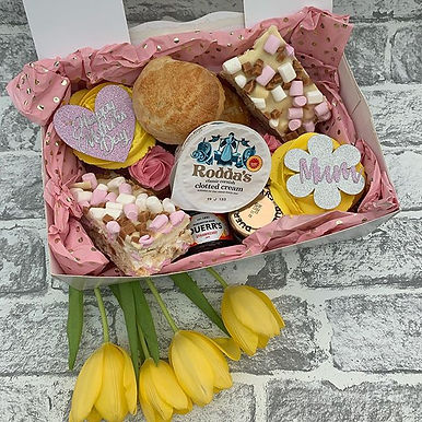 💐 Mother's Day Treat Box 💐_2x cupcakes