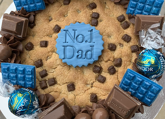 Father's Day Large Cookie