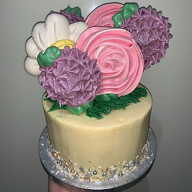 🌷 Mother's Day Meringue POP Cake 🌷_2 l