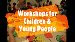 Children workshops by Alex Cenem