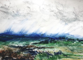 Cairngorm Downpour