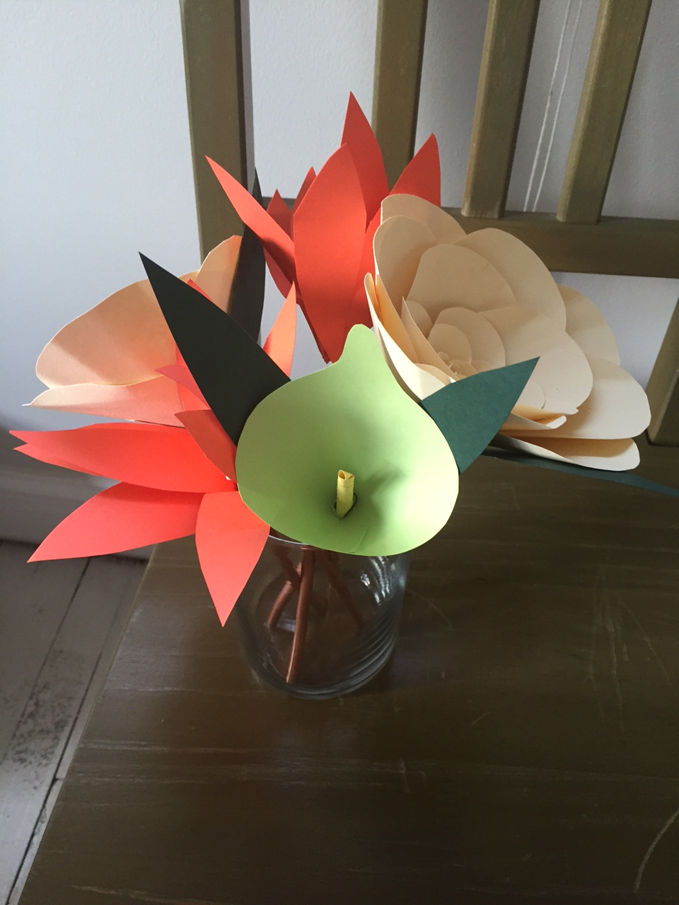 Custom Paper Flowers for your home