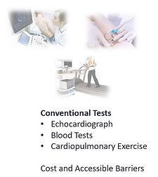 Conventional Heart Failure Tests
