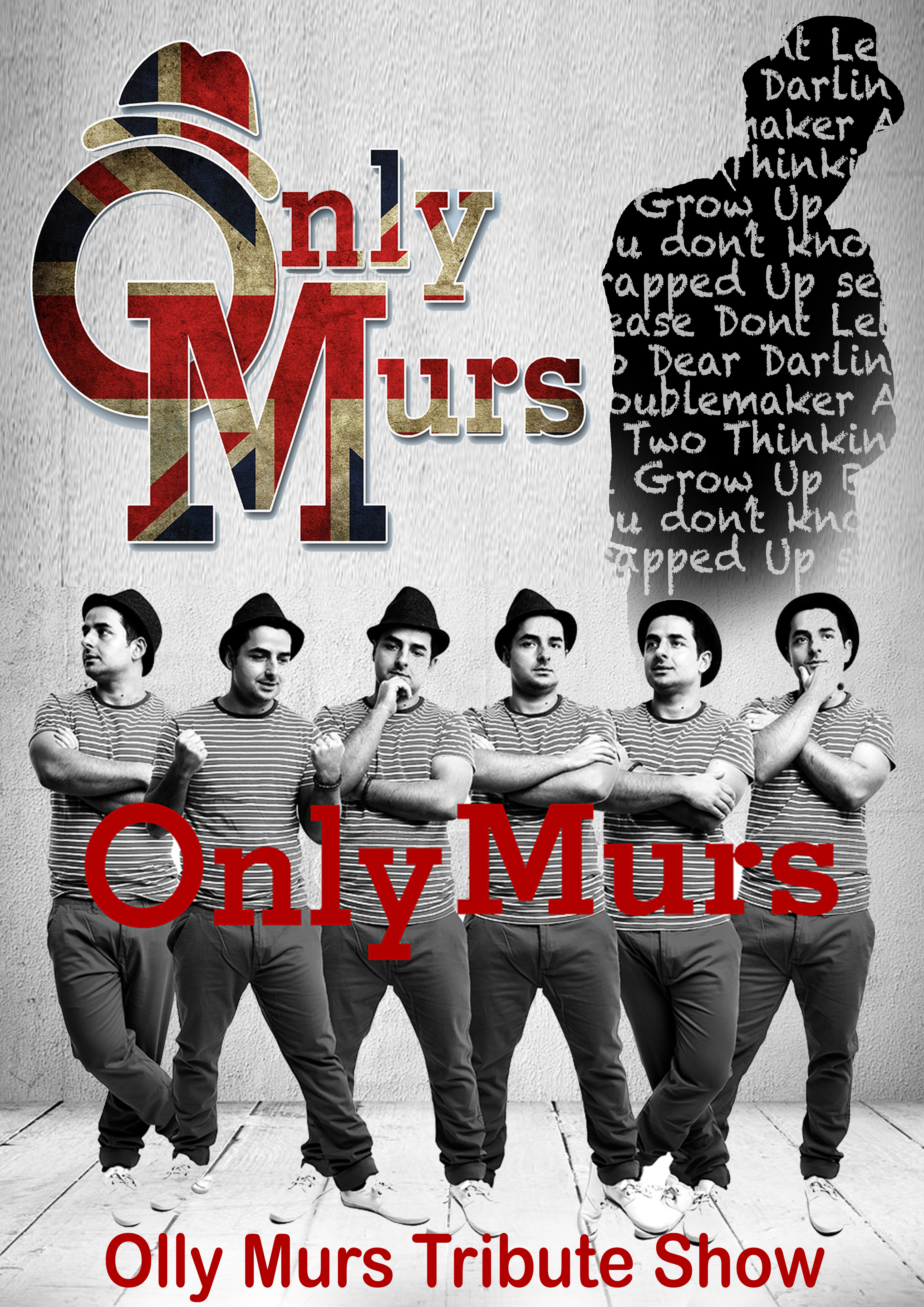 Olly Murs Tribute Show