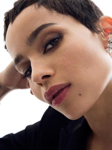 . Zoë Kravitz, YSL Beauty