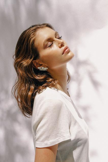 . Kaia Gerber, YSL Beauty